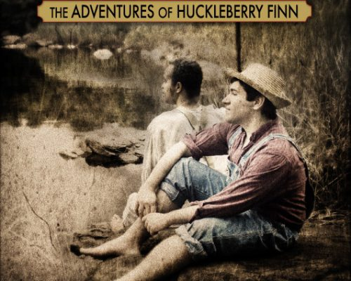 Huck and Jim for Riverside Theatre Works