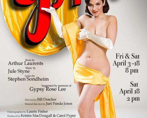 Gypsy Poster Art