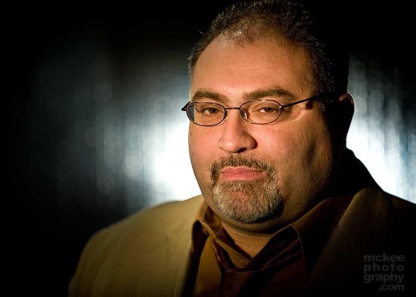 Actor Portrait Chris Palermo