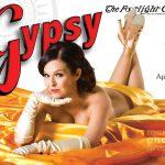 Gypsy Postcard, Johanna Perri as Gypsy Rose Lee