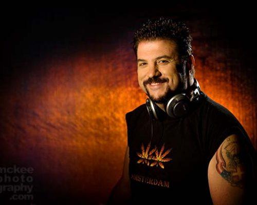 Dom Armano, DJ. Dark Portrait