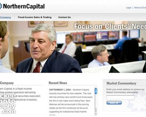 Northern Capital's Concept Photo for Financial Services