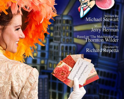 Hello Dolly Photoshop Illustration for Poster