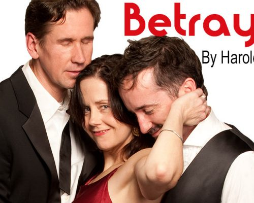 Betrayal by Harold Pinter
