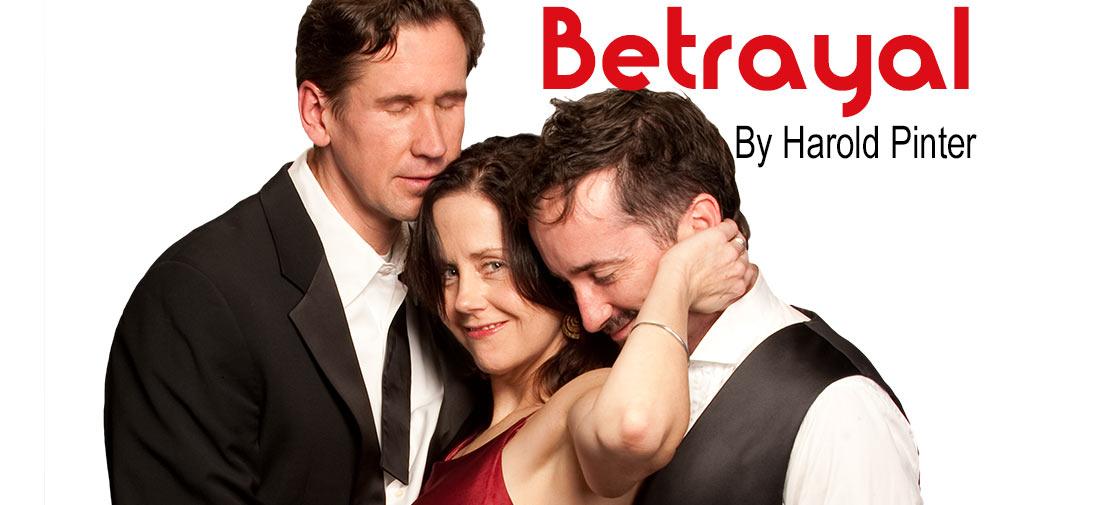 Betrayal, by Harold Pinter: A Poster