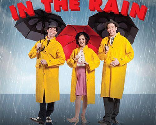 Singing in the Rain for Emerson Umbrella