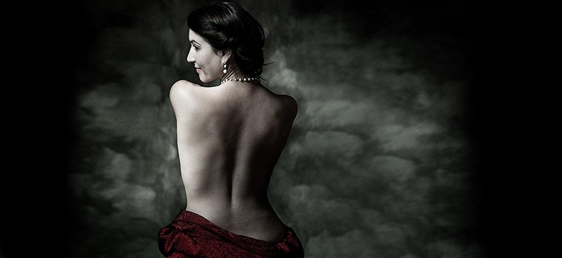 Carson Kreitzer's Freakshow Poster Photography