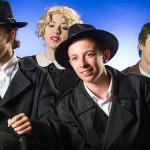 the 39 steps poster photoshoot
