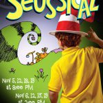 Seusical Postercard by mckeephotography.com Illustration by Brie Frame