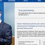 Clarion Healthcare -Corporate Portraits
