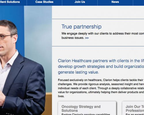 Clarion Healthcare -Corporate Portraits