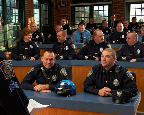 Police Department Photography