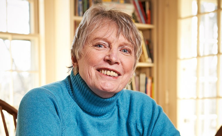 Lois Lowry, Author of The Giver 1