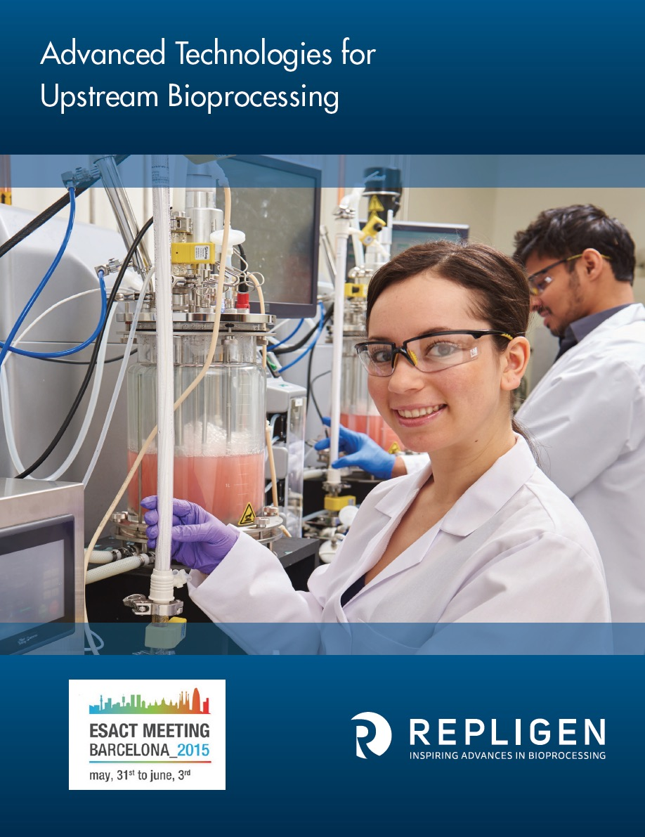Repligen Brochure Cover Shot