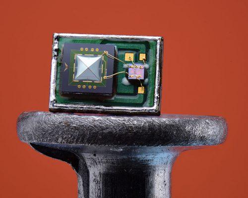 high-tech PR for Vespter MEMS Microphone