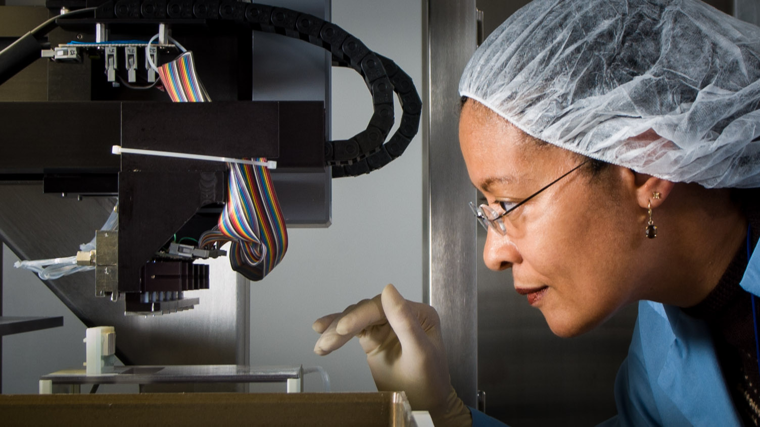 3D Printing Bone Structure