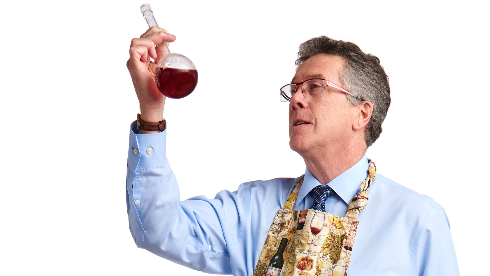 Scientist and Wine Distiller