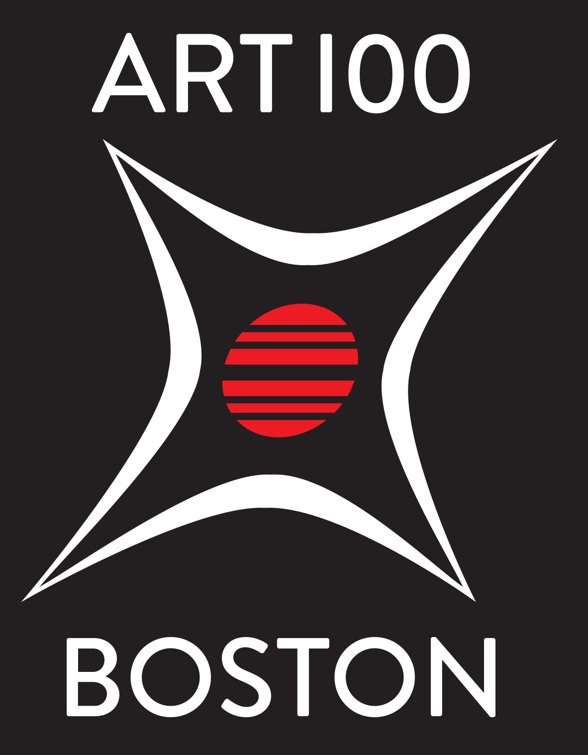 ART 100 Boston logo