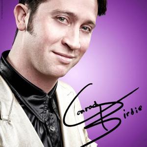 Dave Levy as Conrad Birdie