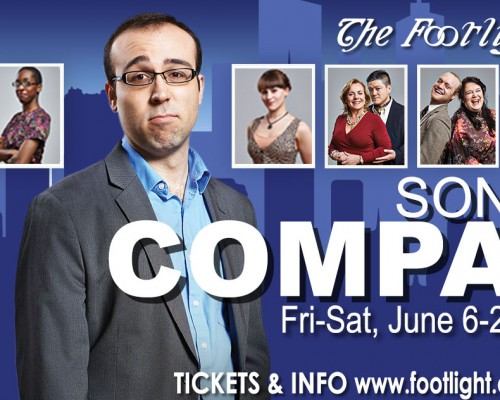 Company Footlight Club poster by MattMcKeePhoto.com