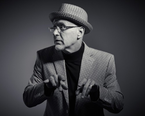 Paul Kroner, studio portrait at Matt McKee Photography.