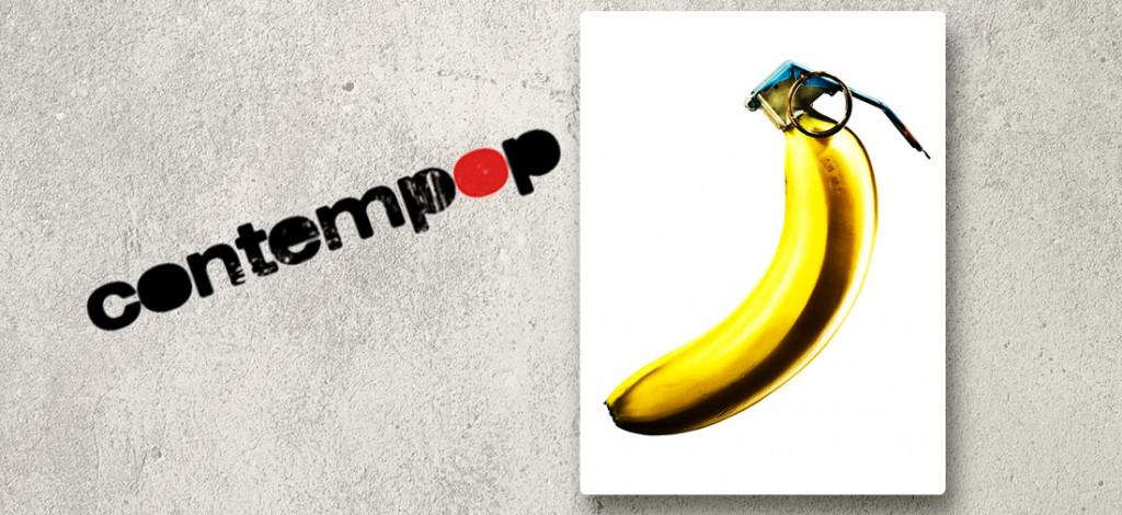 Banana Splat! at Contempop Gallery