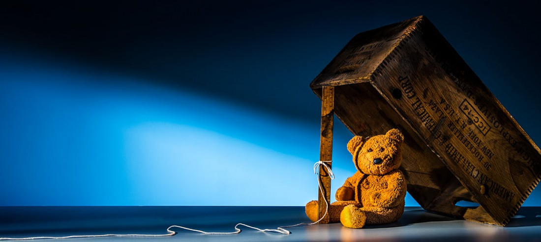 Bear Trap! fine art photography by Matt McKee