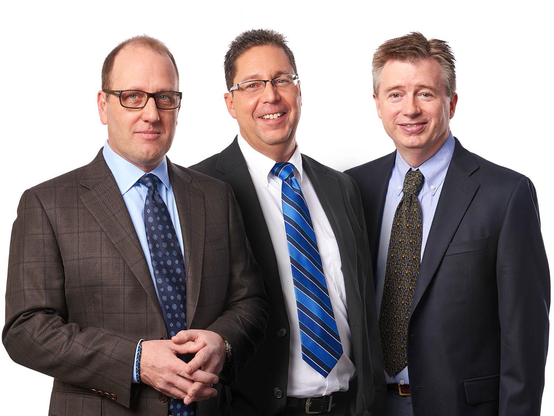The Faux Group Executive Portrait