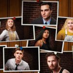 Boston Teen Acting Troupe's poster for Eight