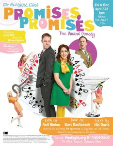 Promises Promises Production Poster