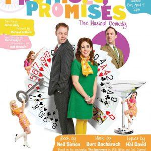Promises Promises Production Poster