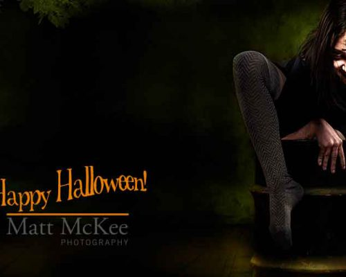 Happy Halloween from McKee Photography