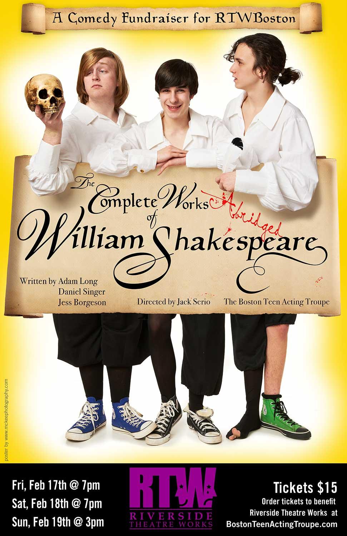 Shakespeare Abridged