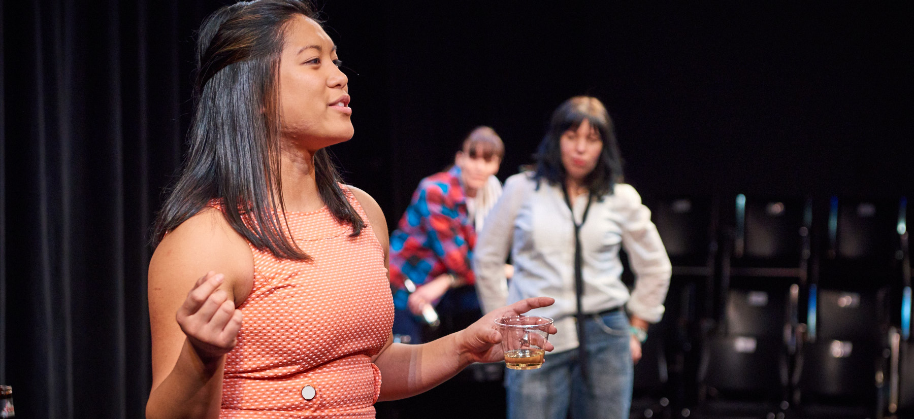 Photographing OTP's Spring Play Slam Boston!