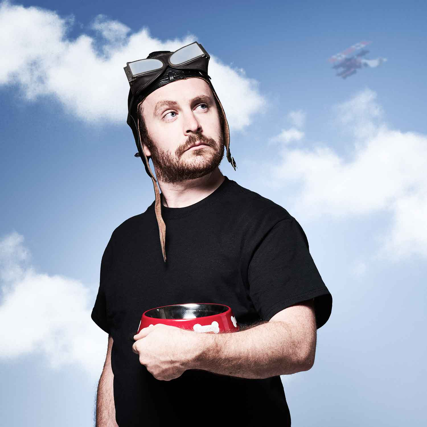 Jeff Mitchell as Snoopy