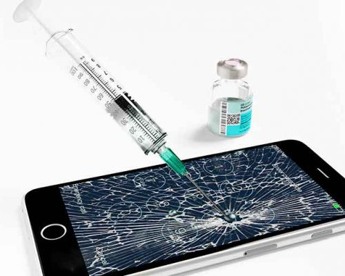 Vaccinations of Mobile Devices