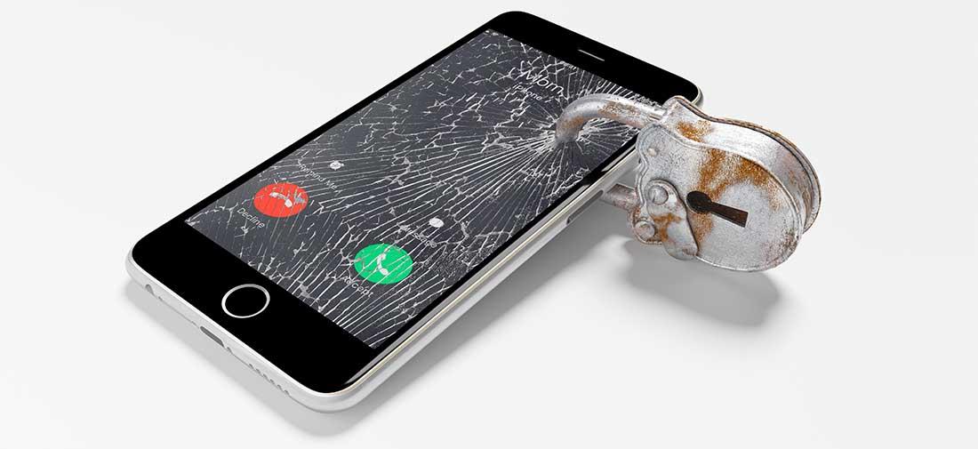 Mobile Device Conceptual Stock Photos