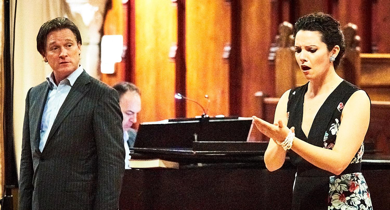 Mirror Visions Ensemble at St. John's Church, Jamaica Plain
