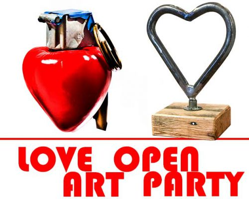 Art Show: Love Art Open Party