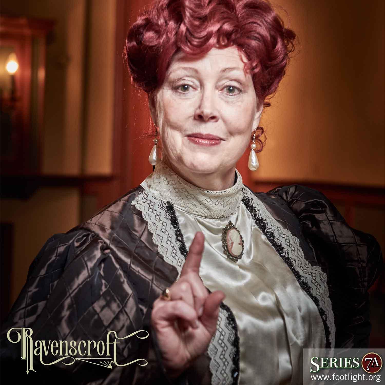 Frances Price, Ravenscroft, 7A at Footlight Club