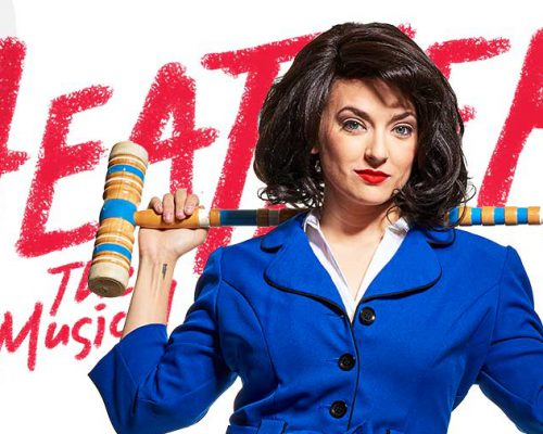 Tristyn Sepersky. Heathers, The Musical at The Footlight Club. Character portraits by Matt McKee Photography