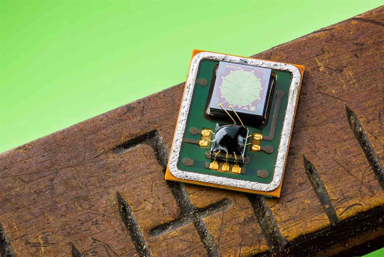 Macro Microchip Photography
