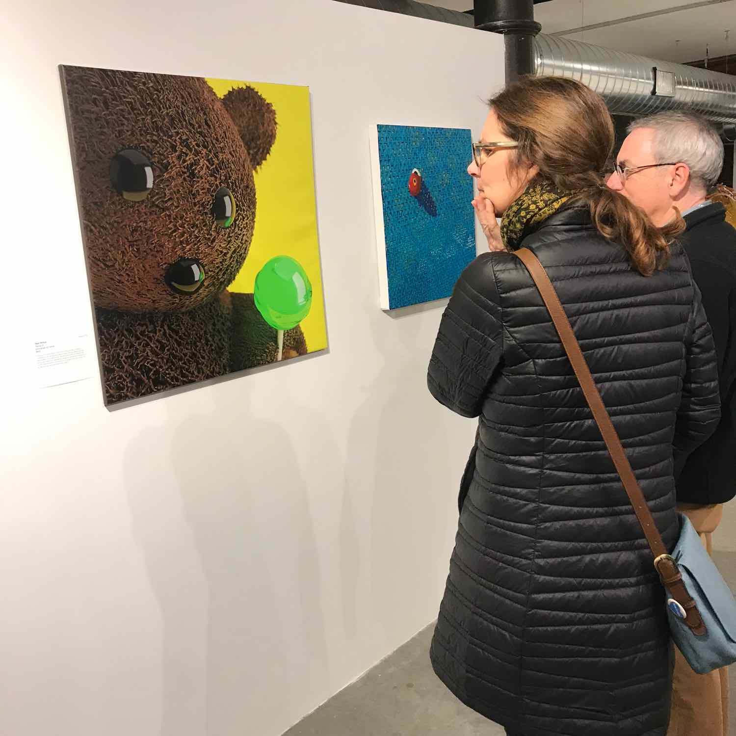Sharing #1 at Fountain Street Gallery