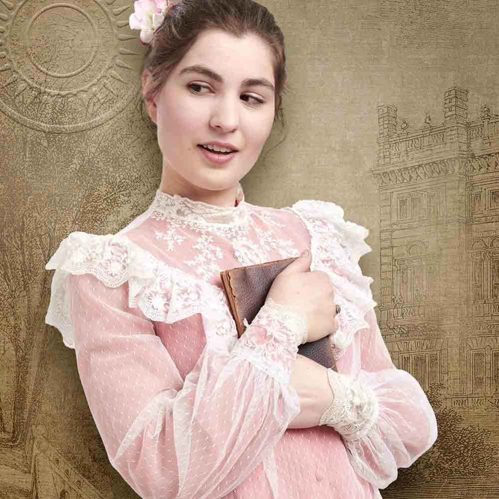 Character portrait of Gabrielle Jaques