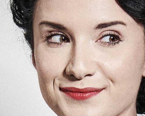 Kimberly MacCormack as Nurse Ruth Kelly in Harvey