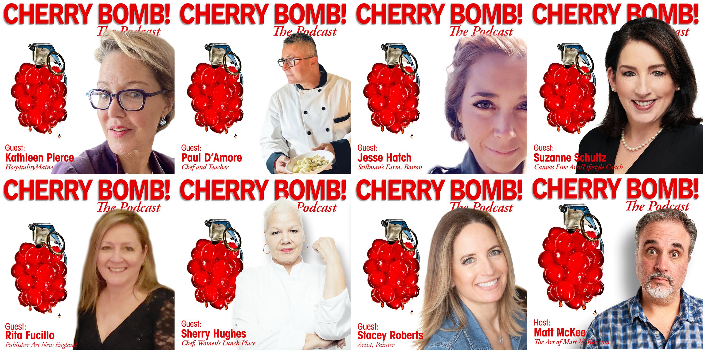 Cherry Bomb! The Podcast
