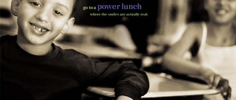 Real People The Power Lunch Sessions
