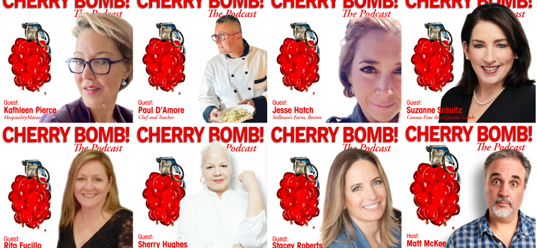 Cherry Bomb! The Podcast