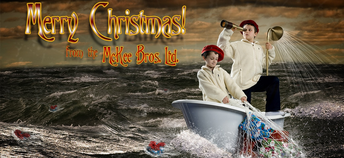 Happy Holidays from the McKee Bros. Ltd!