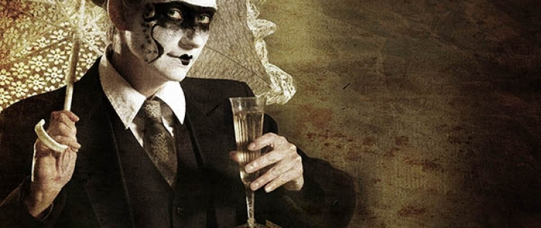 The Muse Toasts Halloween
